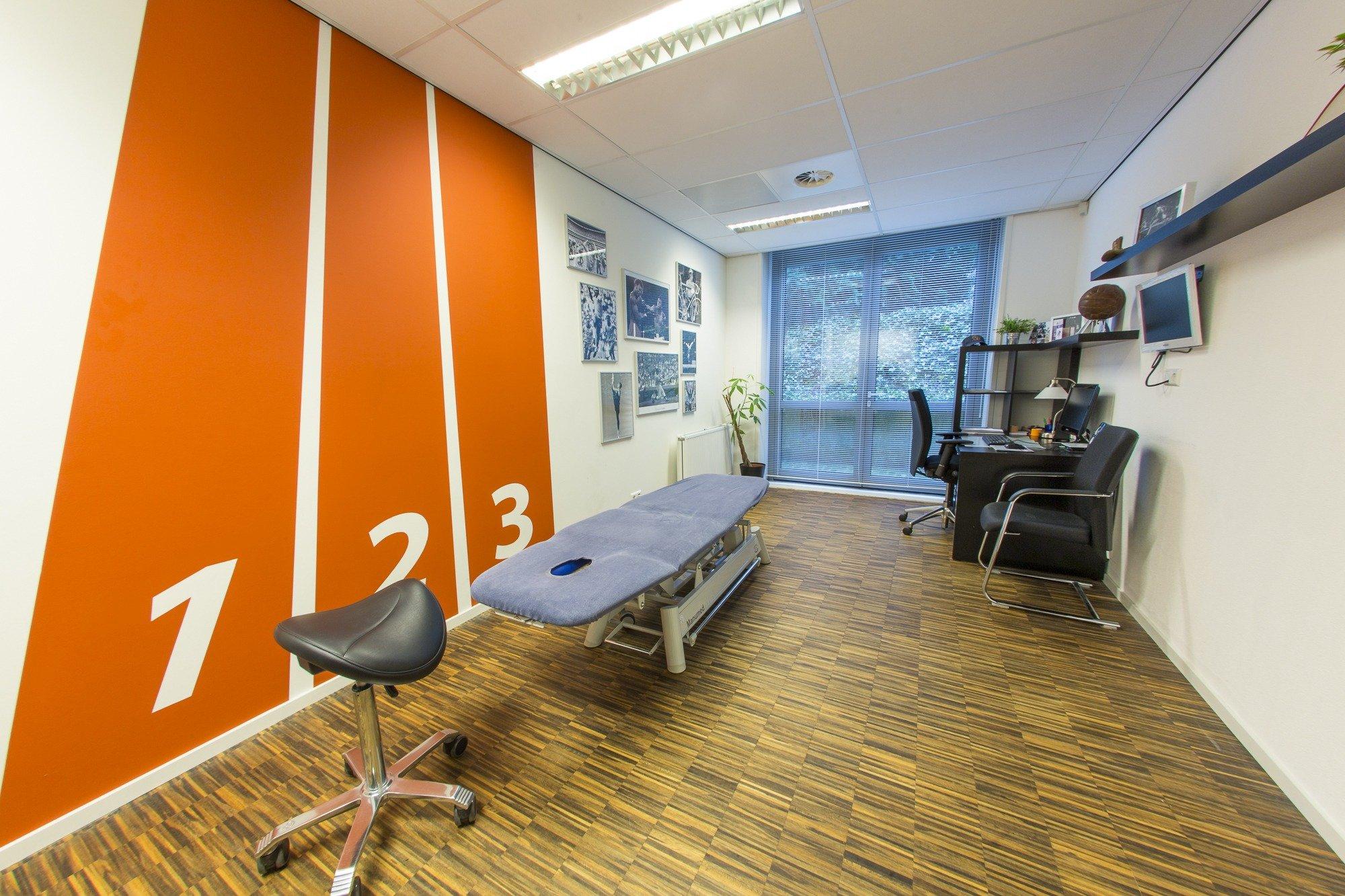 Behandelkamere Fysiotherapie Ede