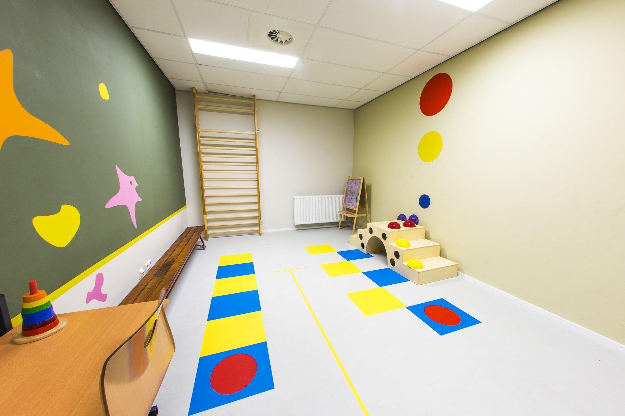 Fysiotherapie ede Kinderen