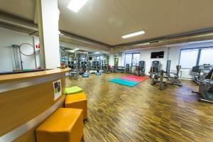 Fitnessruimte Fysiotherapie Ede